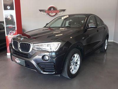 usado BMW X4 xDrive 20dA - Navi - Bixenon - Parktronic