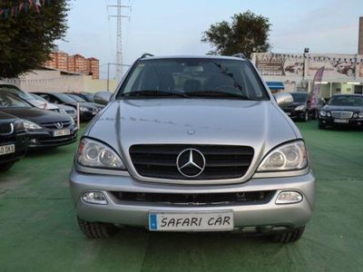 usado Mercedes ML270 M CDI