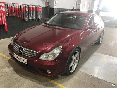 usado Mercedes CLS500 Clase Cls4p. -04