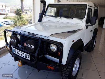 used Land Rover Defender 90 2.5TD5 HTOP