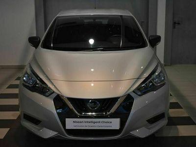 usado Nissan Micra Micra1.5dCi S&S Visia+ 90