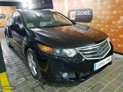 usado Honda Accord TOURER 2.2 iDTEC Luxury