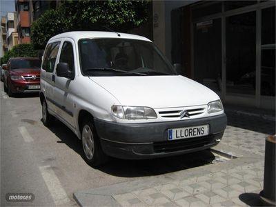 used Citroën Berlingo 1.9D X