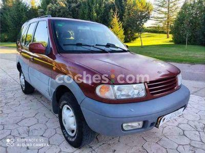 usado Tata Safari EX 4x2
