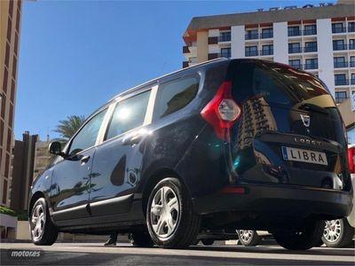 usado Dacia Lodgy Ambiance 1.6 85 7pl