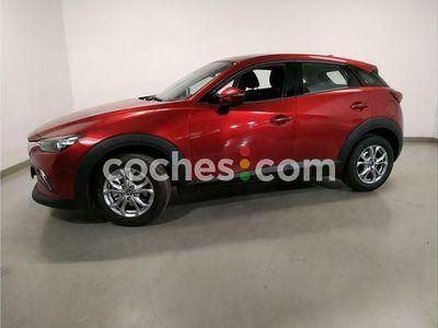 usado Mazda CX-3 Cx-32.0 Skyactiv-g Zenith White 2wd 89kw 121 cv en Sevilla