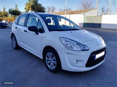 used Citroën C3 HDi 70cv Airdream Comercial