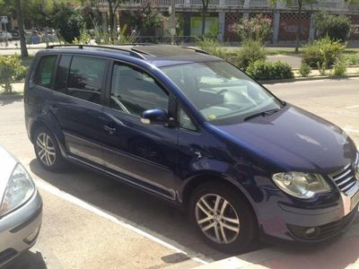 usado VW Touran 2.0 TDI 140 Highline -07
