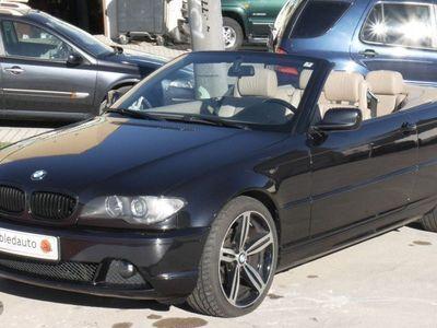 usado BMW 318 Cabriolet ci