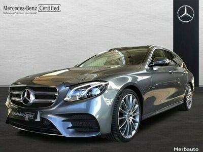 usado Mercedes E220 Estate AMG Line