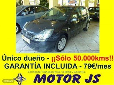 usado Ford Fiesta 1.25 82cv Trend