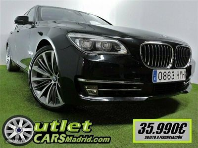 usado BMW 750 Serie 7 d xDrive