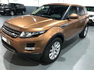 usado Land Rover Range Rover evoque 2.2L TD4 Pure Tech 4x4