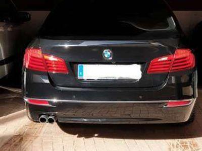usado BMW 525 Serie 5 F10 Diesel Luxury