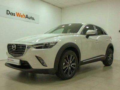 usado Mazda CX-3 2.0 Skyactiv-G Zenith White 2WD 89kW