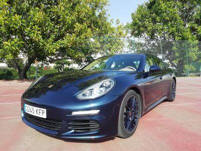 usado Porsche Panamera Diesel Tiptronic 3.0TD 300cv **Solo 67.000kms**