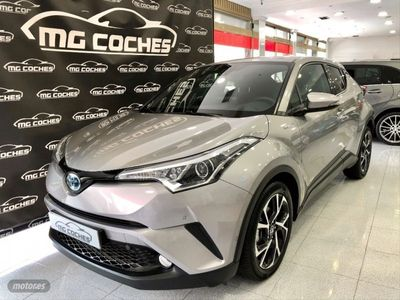 usado Toyota C-HR 1.8 125H Dynamic Plus
