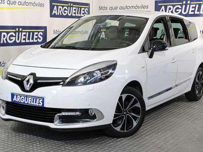 usado Renault Grand Scénic Scénic Bose Edition dCi 110cv EDC 7plzs