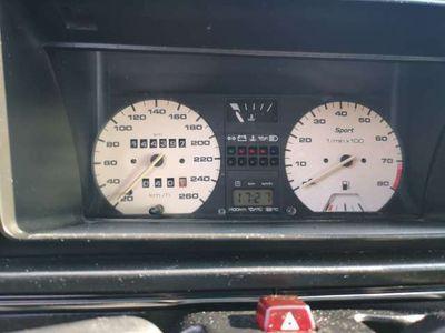 brugt VW Golf GTI 1.8 G60 160