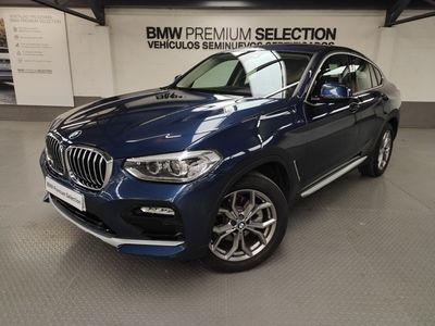 usado BMW X4 xDrive20i