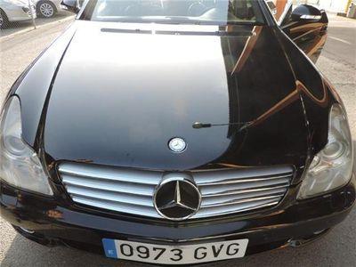 usado Mercedes CLS320 CDI