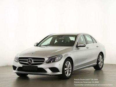 usado Mercedes C220 d Avantgarde (EURO 6d-TEMP)