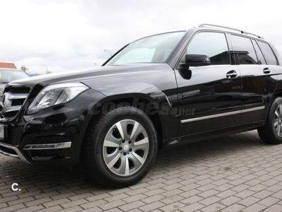 usado Mercedes GLK220 Clase GlkCdi Blue Efficiency 5p. -13