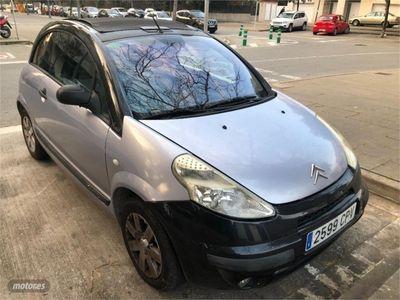 gebraucht Citroën C3 Pluriel 1.4i
