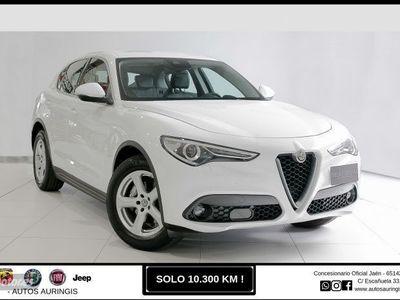 usado Alfa Romeo Stelvio 2.2 DIeSEL 132KW (180CV) SUPER RWD