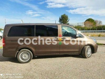 usado Mercedes V200 Clase VCompacto 7g Tronic 136 cv en Sevilla