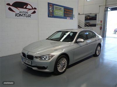 usado BMW 320 Serie 3 F30 Diesel xDrive Luxury