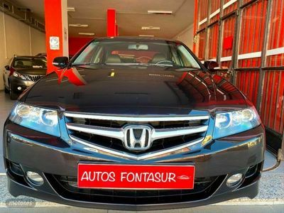 usado Honda Accord 2.2 iDTEC Executive Piel AT