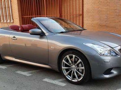 usado Infiniti G37 GT Premium Cabrio