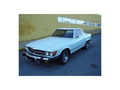 brugt Mercedes SL450 MERCEDES Gasolina de 5 Puertas