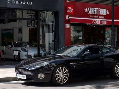 usado Aston Martin Vanquish S V12