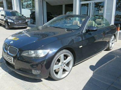 usado BMW 335 Cabriolet Serie 3 i Aut. 306 CV