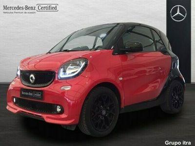 usado Smart ForTwo Coupé coupe Basis passion