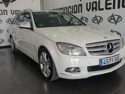 usado Mercedes 180 Clase C EstateK BE Avantgarde
