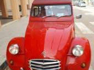 usado Citroën 2CV Gasolina