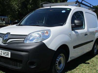usado Renault Kangoo 1.5 DCI FURGON BOLA DE REMOLQUE Y B
