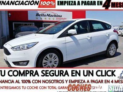 usado Ford Focus 1.5 TDI 120 CV, Segunda Mano, Madrid