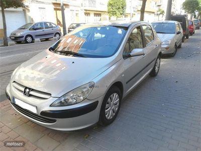 brugt Peugeot 307 2.0 HDi 90 XR