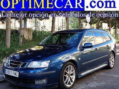 usado Saab 9-3 93Sport Hatch Vector 1.9 TiD 150 CV