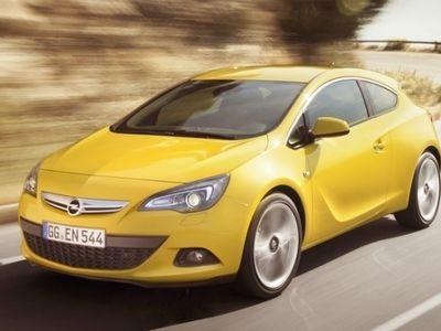 brugt Opel Astra GTC 1.6 CDTI S/S GTC SELECTIVE