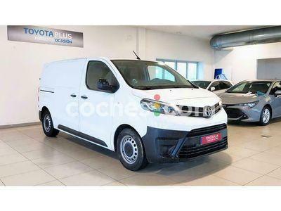 usado Toyota Proace Furgón Medio (l1) 1.6d Business 115 115 cv en Asturias