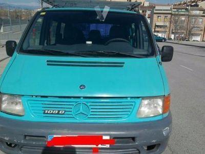 usado Mercedes Vito 108D 2.3D F -98