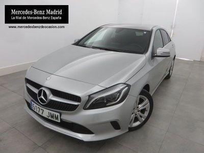 usado Mercedes 200 Clase A CLASECDI BERLINA