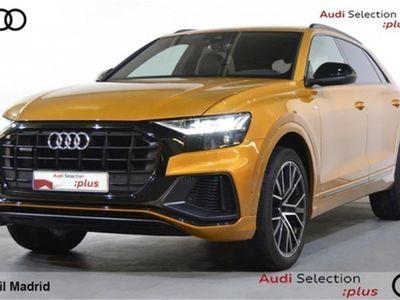 usado Audi Q8 50 TDI 210kW 286CV quattro tiptronic