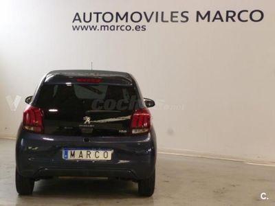 usado Peugeot 108 Top Allure 1.2 Puretech 82 5p. -16
