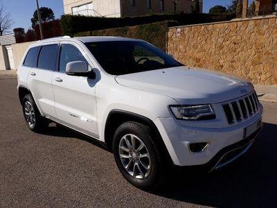 gebraucht Jeep Grand Cherokee 3.0 V6 Diesel Laredo 190 CV